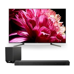 """XBR65X950G 65"""" BRAVIA 4K Ultra HD HDR Smart TV with HT-ST5000 7.1.2ch 800W Dolby Atmos Sound Bar"""