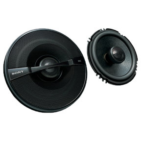 "XS-GS1621 GS-Series 6-1/2"" 2-Way Coaxial Speakers - Pair"
