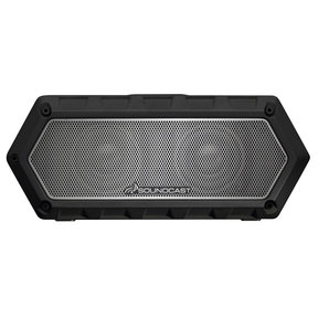 VG1 Waterproof Bluetooth Speaker (Black)