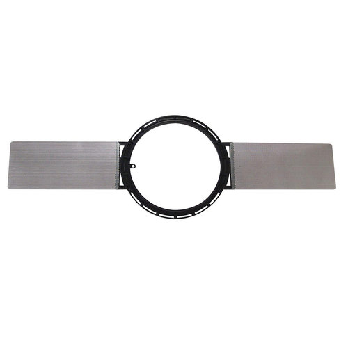 View Larger Image of 6 Inch Round Series New Construction Bracket (White)