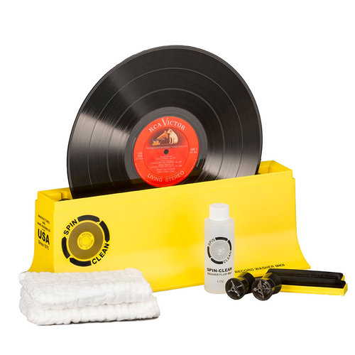 View Larger Image of MKII Complete Record Washer Package