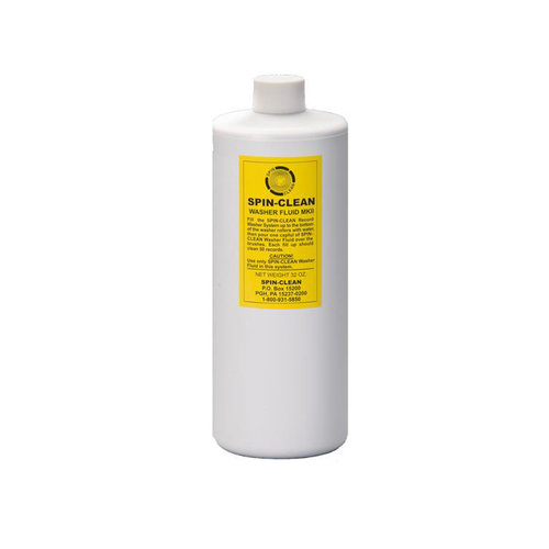 View Larger Image of MKII Record Cleaner 32oz Wash Fluid