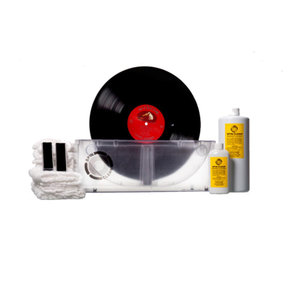"""MKII Record Washer Limited Edition Package """"Clear Unit"""""""