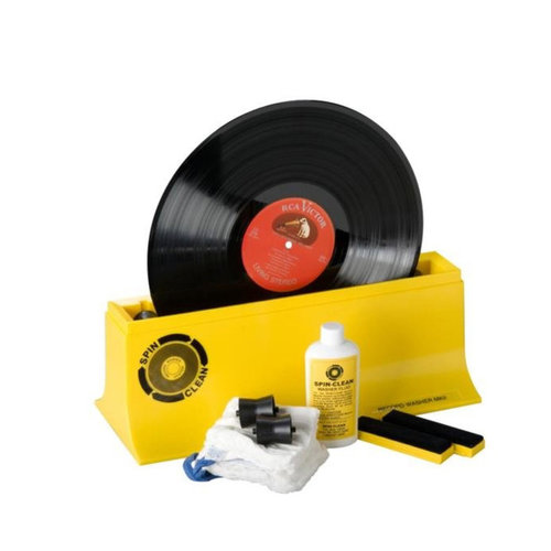 View Larger Image of MKII Record Washer Starter Kit