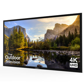 "SB-7574UHD-BL 75"" 4K UHD Outdoor Veranda Full Shade LED TV"
