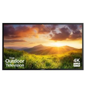 "SB-S-65-4K 65"" 4K UHD Signature Series Outdoor TV for Partial Sun"