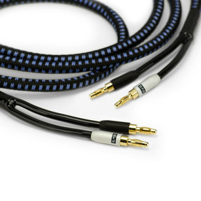6 Foot Speaker Cable Banana