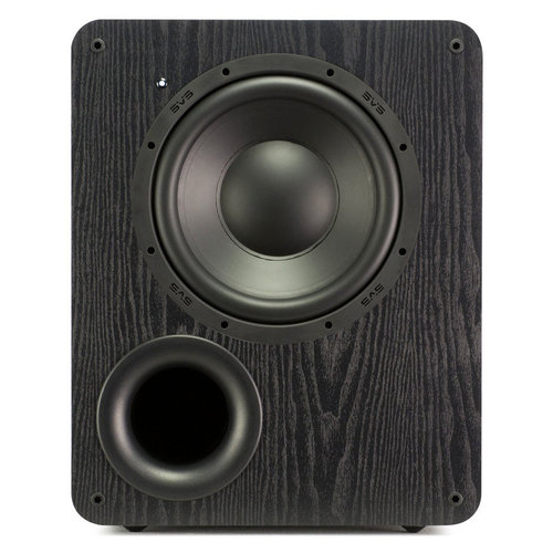 """View Larger Image of PB-1000 300 Watt DSP Controlled 10"""" Ported Subwoofer (Black Ash)"""