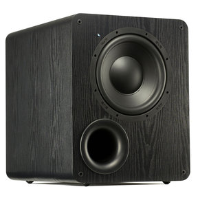 "PB-1000 300 Watt DSP Controlled 10"" Ported Subwoofer (Black Ash)"