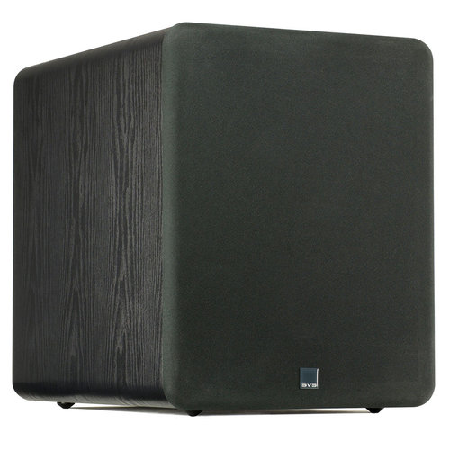 "View Larger Image of PB-1000 300 Watt DSP Controlled 10"" Ported Subwoofer (Black Ash)"