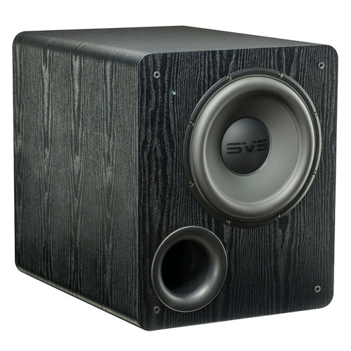 """View Larger Image of PB-2000 500 Watt DSP Controlled 12"""" Ported Subwoofer (Black Ash)"""