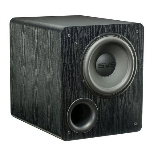 "View Larger Image of PB-2000 500 Watt DSP Controlled 12"" Ported Subwoofers - Pair (Black Ash)"