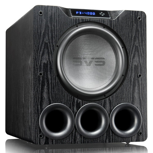 """View Larger Image of PB-4000 13.5"""" 1200W Ported Box Subwoofer"""