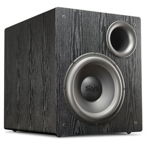"PB12-NSD 12"" 400W Ported Box Subwoofer (Premium Black Ash)"