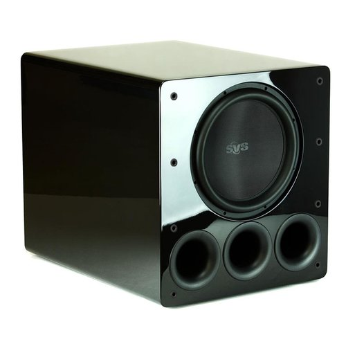 "View Larger Image of PB13-Ultra 1000 Watt DSP Controlled 13.5"" Ported Cabinet Subwoofer"