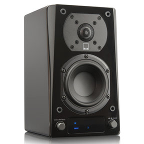 Prime Wireless Powered Active Speaker - Each (Piano Gloss)