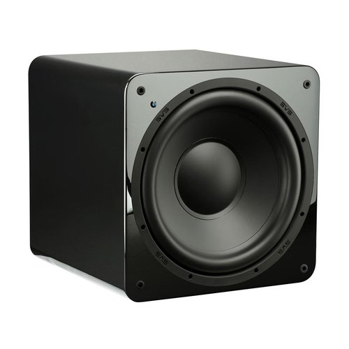 "View Larger Image of SB-1000 300 Watt DSP Controlled 12"" Ultra Compact Sealed Subwoofers - Pair (Piano Gloss Black)"