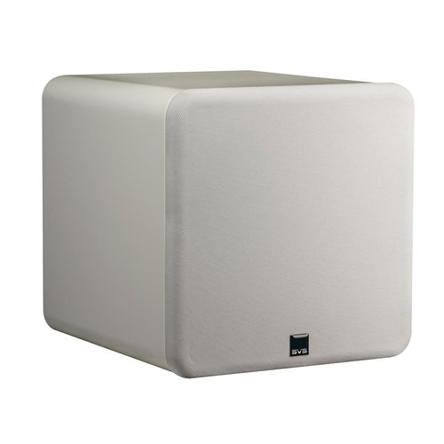 """View Larger Image of SB-1000 300 Watt DSP Controlled 12"""" Ultra Compact Sealed Subwoofers - Pair (Piano Gloss White)"""