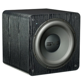 """SB-2000 500 Watt DSP Controlled 12"""" Compact Sealed Subwoofer"""