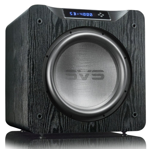 """View Larger Image of SB-4000 13.5"""" 1200W Sealed Box Subwoofer"""