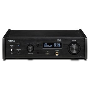 NT-503 Dual-Monaural USB DAC/Network Player (Black)