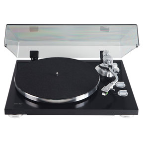 TN-400S Belt-Driven Turntable with S-Shaped Tonearm