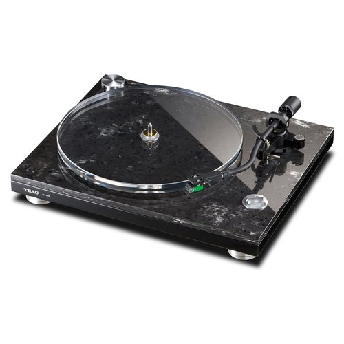 View Larger Image of TN-570 2-Speed USB Turntable With Digital Outputs (Black)