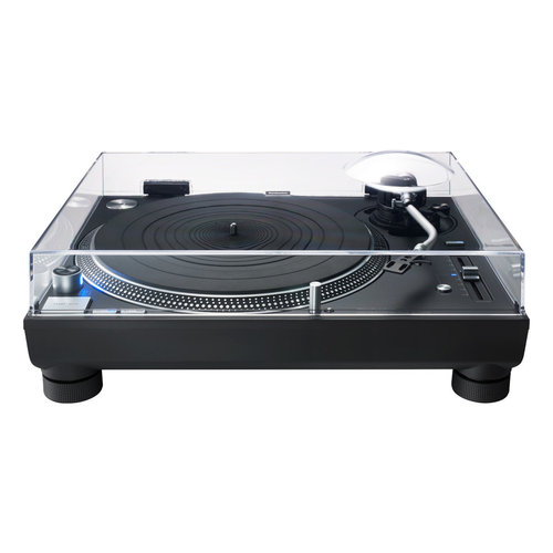 View Larger Image of SL-1210GR Single Rotor Coreless Turntable (Black)
