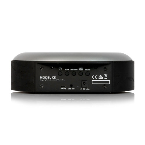 View Larger Image of Model CD Wi-Fi Streaming CD Player