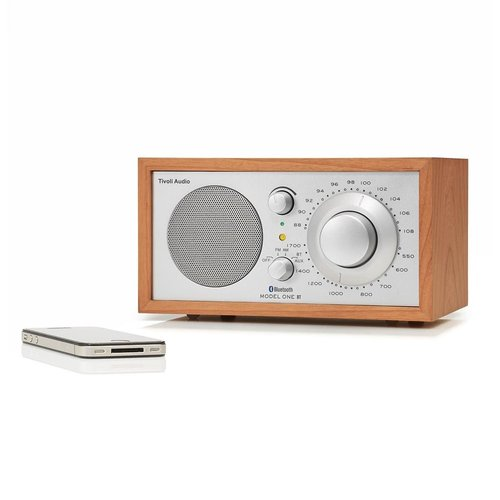 View Larger Image of Model One AM/FM Radio With Bluetooth