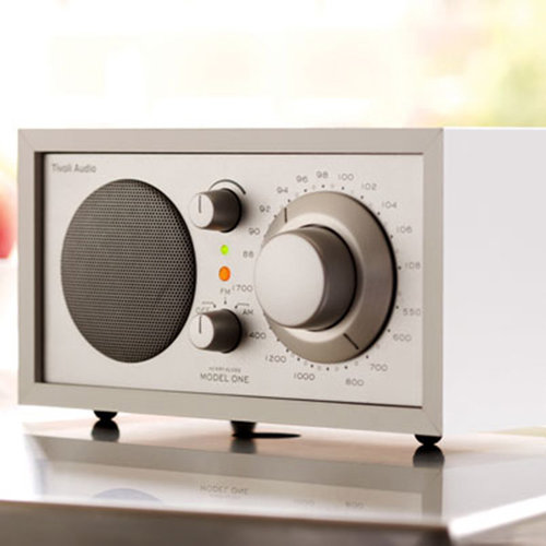 View Larger Image of Model One AM/FM Table Radio