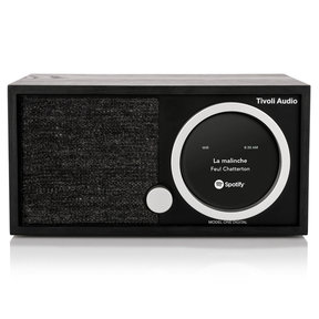 Model One Digital FM/Wi-Fi/Bluetooth Radio (Black)