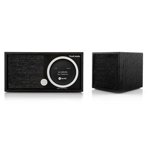 Model One Digital FM/Wi-Fi/Bluetooth Radio Wireless Stereo Music System with CUBE Speaker
