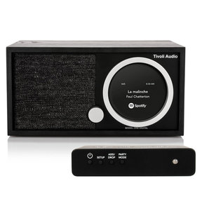Model One Digital Radio with ConX Wireless Transmitter and Receiver