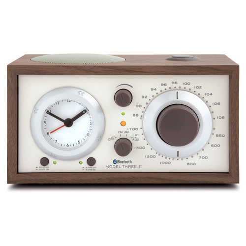 View Larger Image of Model Three AM/FM Radio With Bluetooth