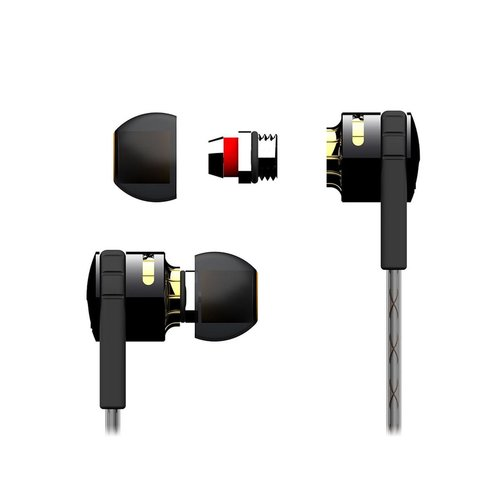 View Larger Image of t096z Customizable In-Ear Headphones