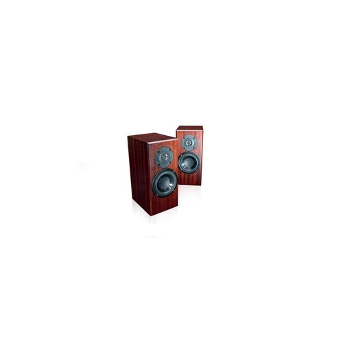 View Larger Image of Acoustic Dreamcatcher Bookshelf Speakers - Pair (Mahogany)