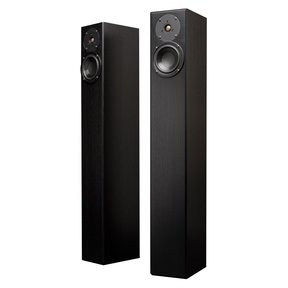 Arro Floorstanding Speakers - Pair (Black)