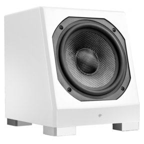 KIN Mini 110W Subwoofer - White