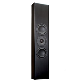 Tribe II On-Wall High Fidelity Speaker - Each (Satin Black)