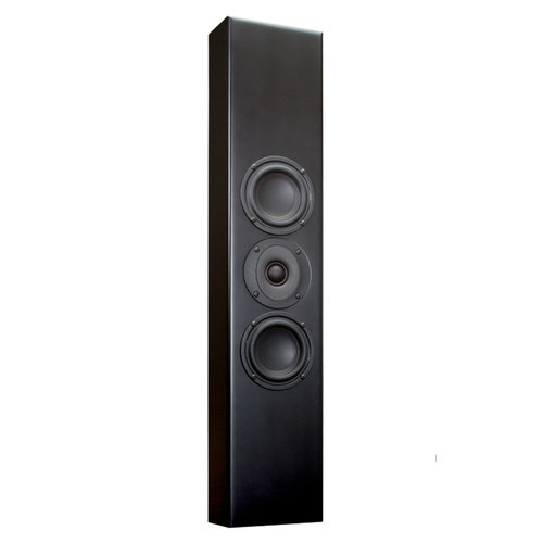 View Larger Image of Tribe II On-Wall High Fidelity Speaker - Each (Satin Black)