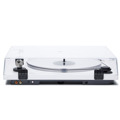View Larger Image of Orbit Plus Turntable with Built-In Preamplifier and Audioengine A5+ Speaker System with Speaker Stands (White)
