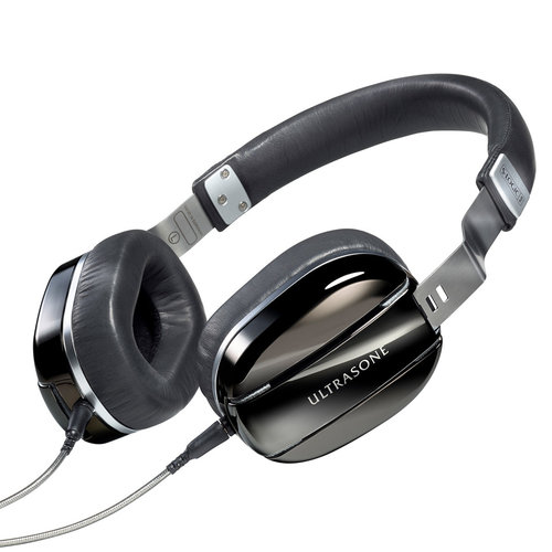 View Larger Image of Edition M Black Pearl Over-Ear Headphones