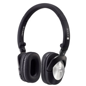 Go Bluetooth On-Ear Headphones with Mic and Remote (Black)