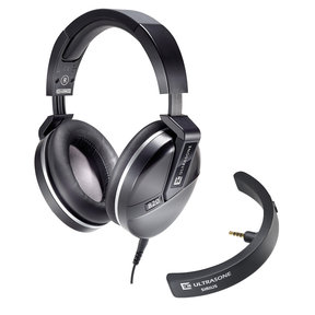 Performance 820 Over-Ear Headphones with Mic and Remote and Sirius Bluetooth Adapter