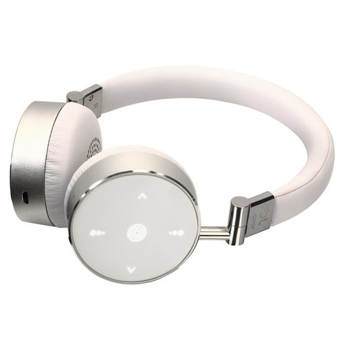 View Larger Image of BT Quality Bluetooth Wireless On-Ear Headphones (White)