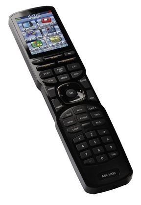 MX-1200i Color Touch Screen IR/RF Remote Control (i-Series)