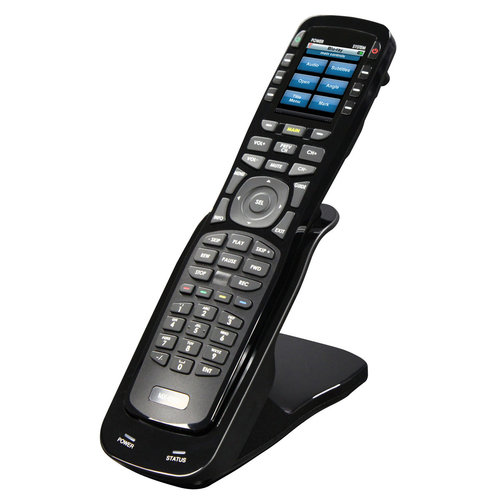 View Larger Image of MX-890 IR/RF Hard Button Remote Control with Color LCD