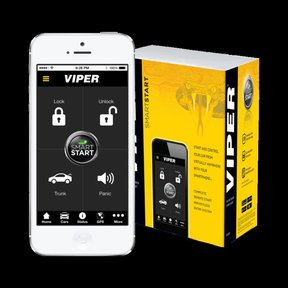 VSS3001 SmartStart Remote Start System with Keyless Entry and Remote Car Starter