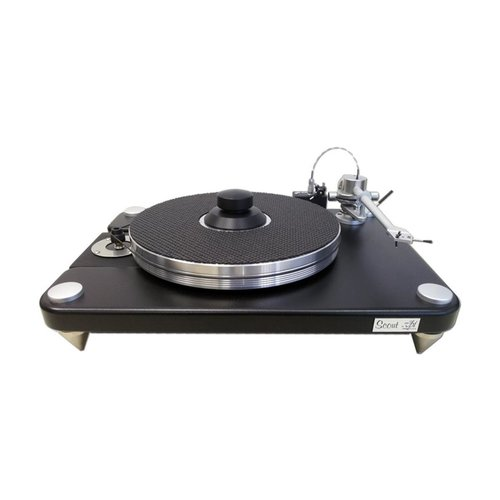 View Larger Image of Scout Turntable (Black)